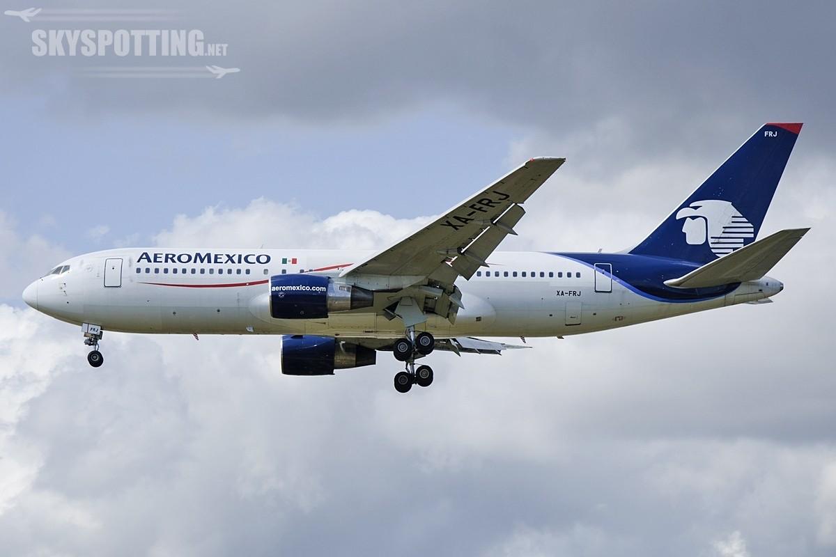 Boeing i ILFC dostarczyły liniom Aeromexico pierwszy samolot 787 Dreamliner