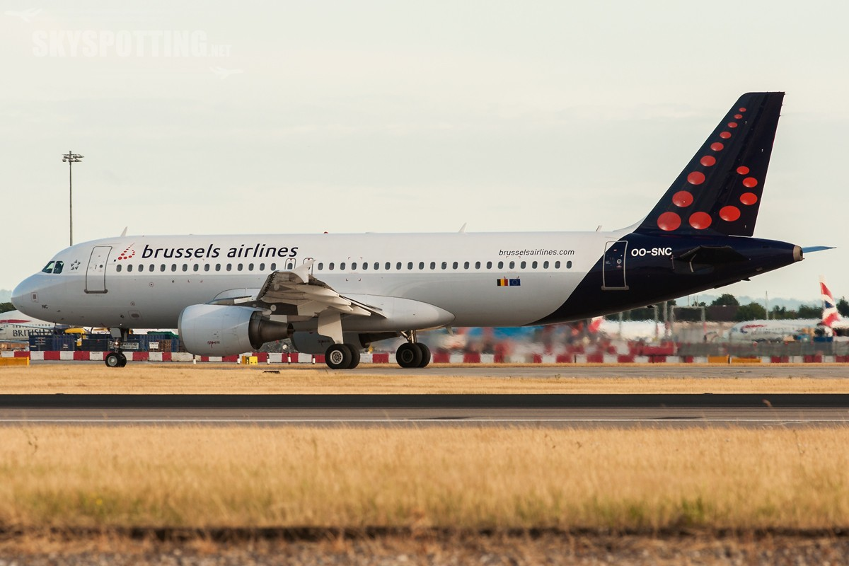 A320-Brussels-OO-SNC