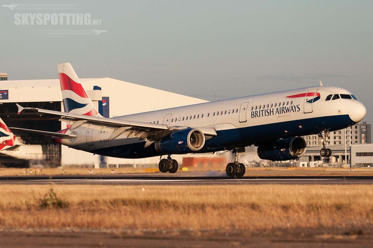 A321-British-G-EUXL