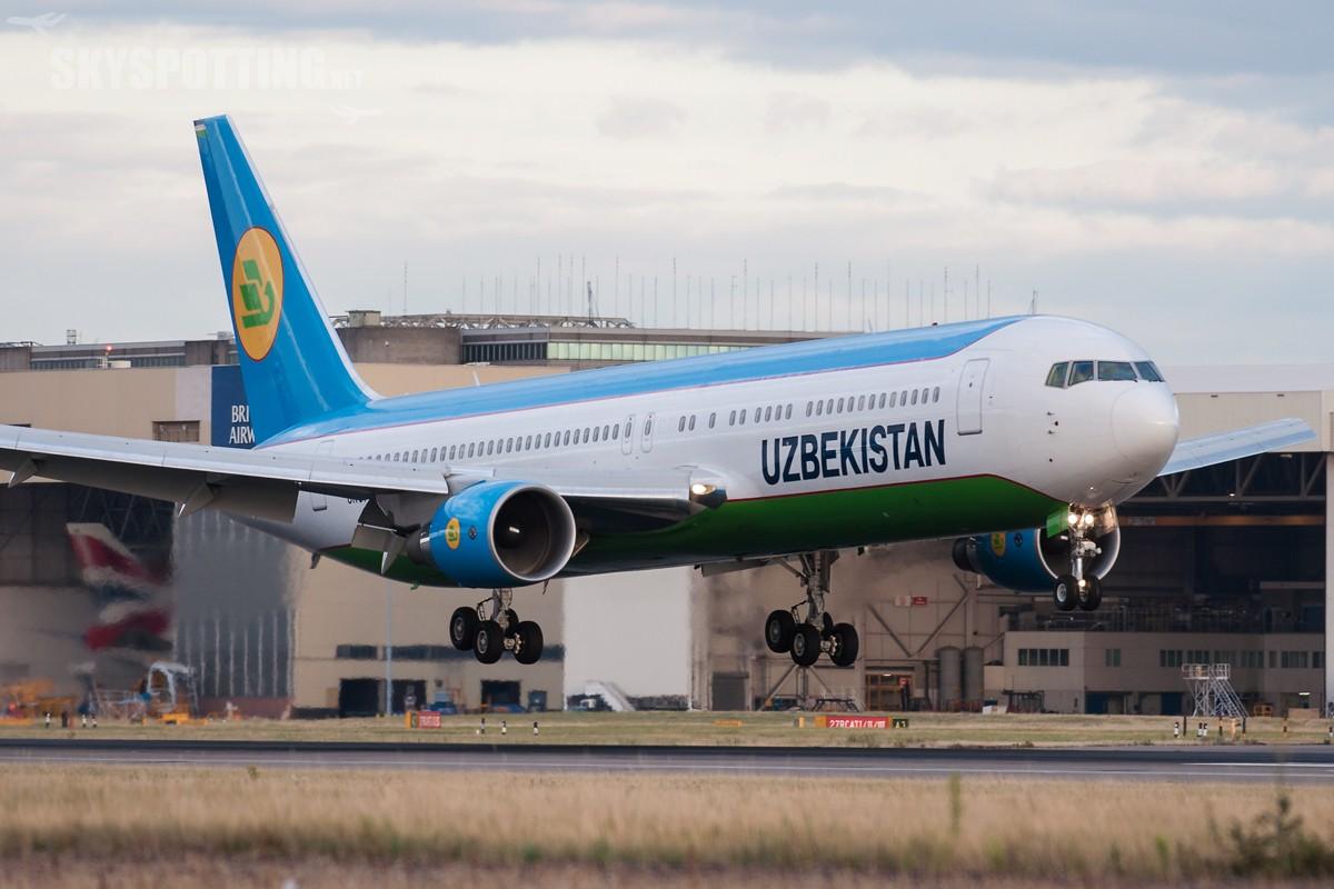 B767-Uzbekistan-UK67003