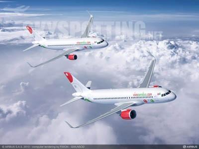 VivaAerobus złożyła zamówienie na 52 samoloty Airbus