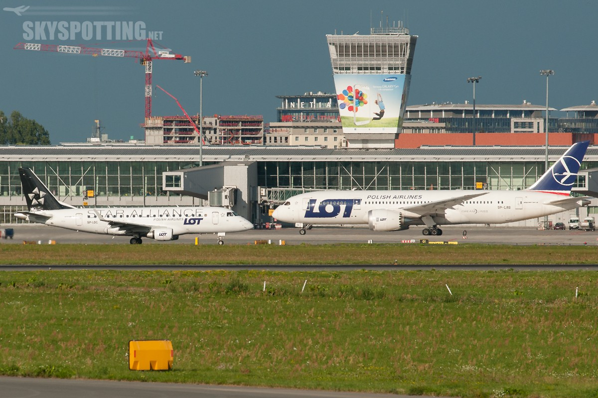 Listopad: 19 proc. więcej pasażerów na Lotnisku Chopina