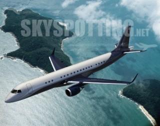 Embraer prezentuje nowy samolot biznesowy Lineage 1000E