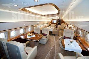 Airbus ACJ319: Większy komfort i przestrzeń każdego odrzutowca biznesowego