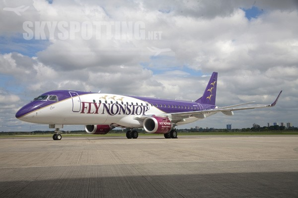 Norweski przewoźnik Flynonstop ogłosił upadłość