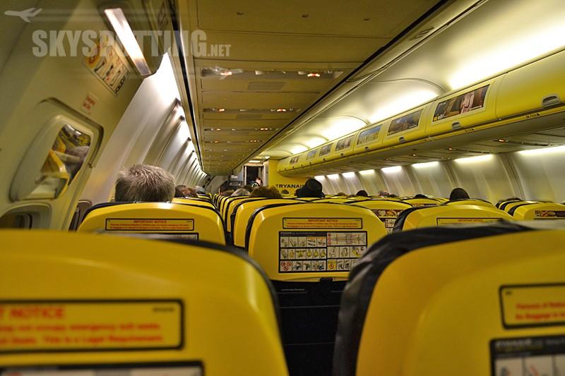 Ryanair wprowadza numerowane miejsca na wszystkich lotach Ryanair od 1 lutego 2014 roku