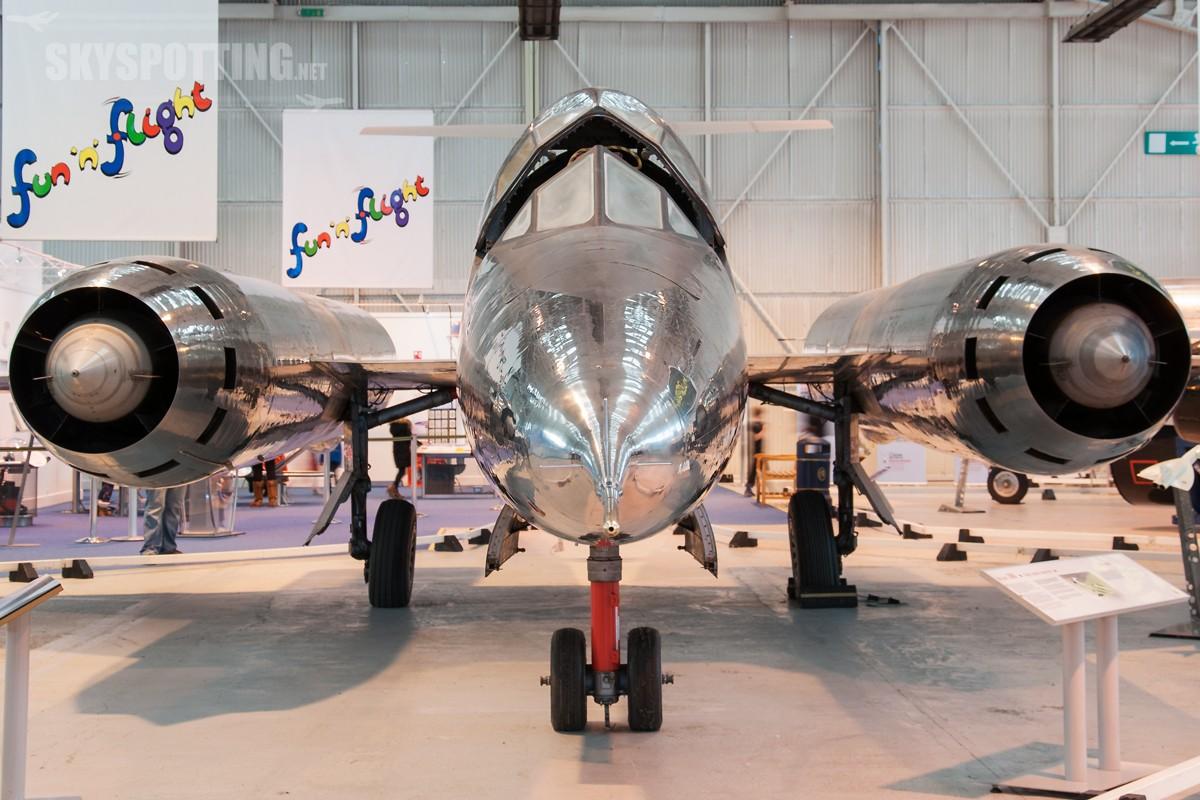 Bristol-Type-188-XF926
