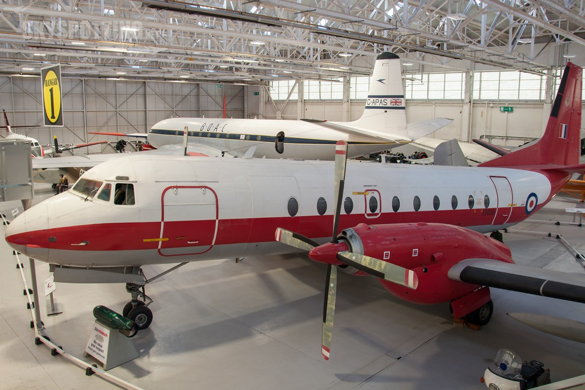 Hawker-Siddeley-Andover-E3A-XS639-2