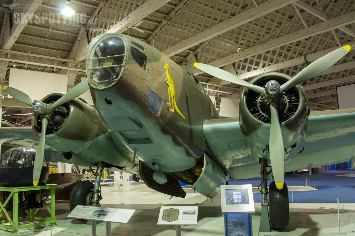 Lockheed-Hudson-IIIA-A16-199