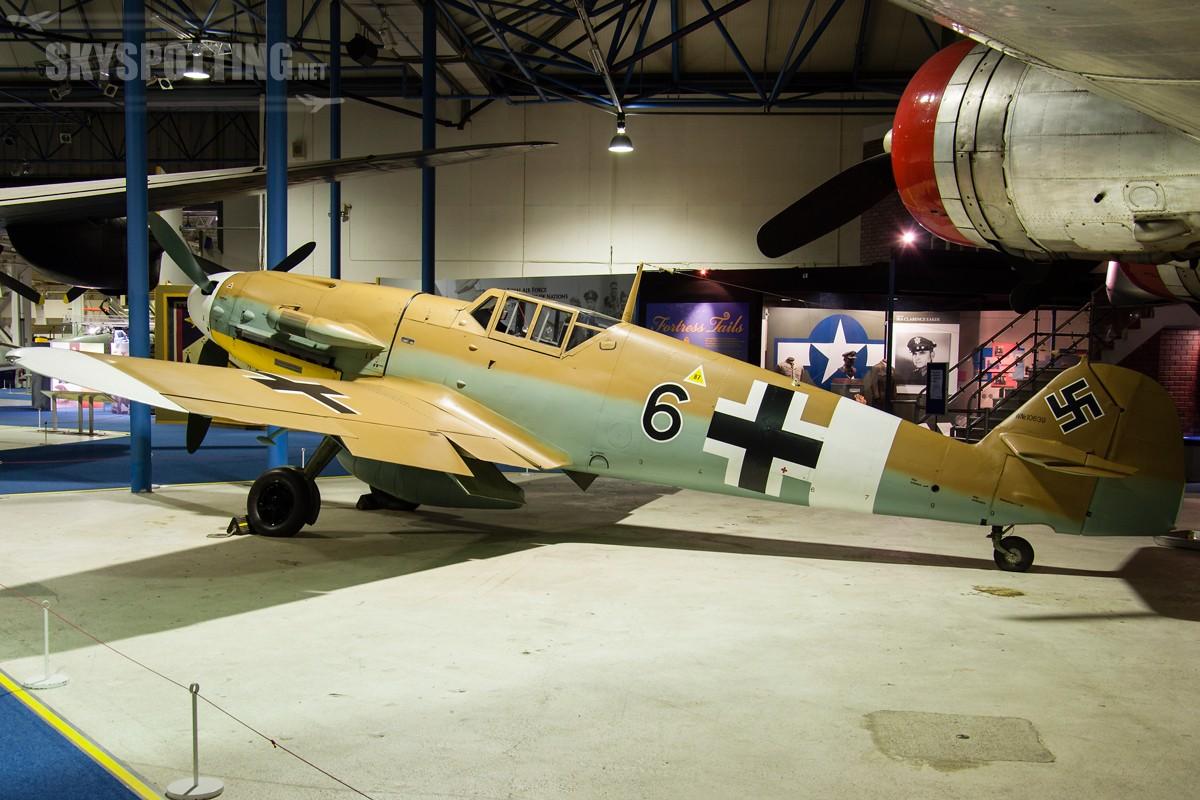 Messerschmitt-BF109G-reg10639