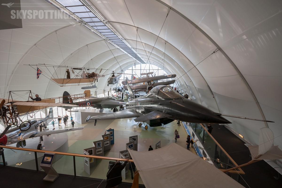 Milestone-Hangar