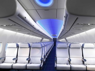New 737 Interior Option