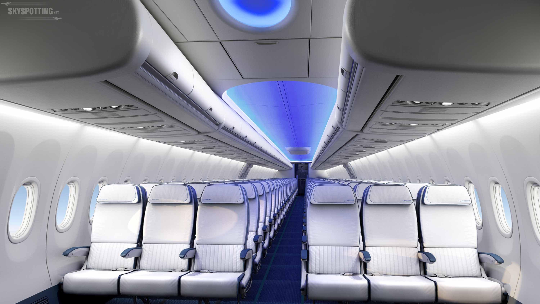 Boeing prezentuje zmodernizowane wnętrze 737 Next-Generation w trakcie Aircraft Interiors Expo