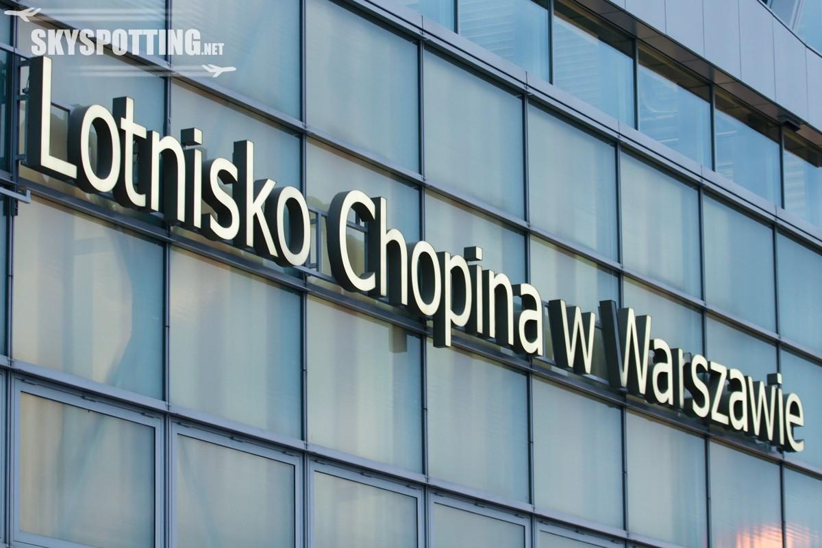 Kwiecień: 789 tys. pasażerów na Lotnisku Chopina