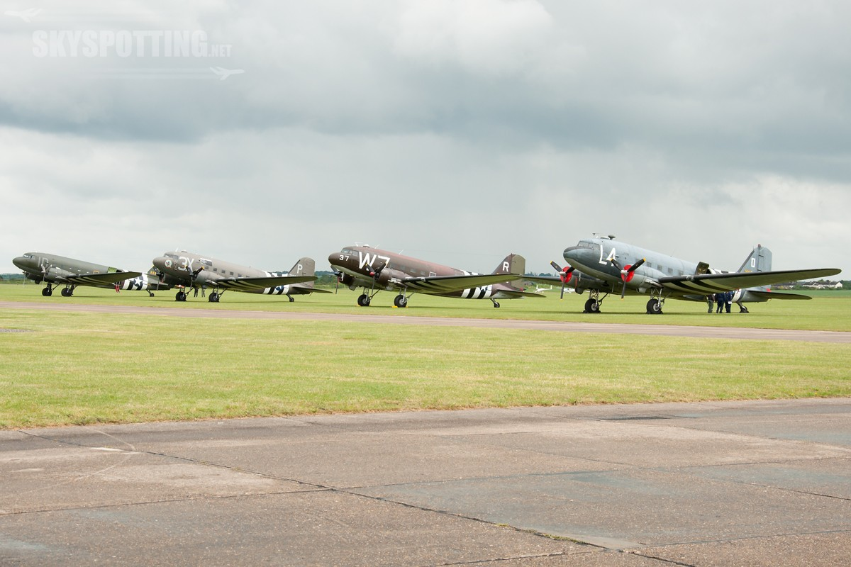 Duxford – The D-Day Anniversary Air Show
