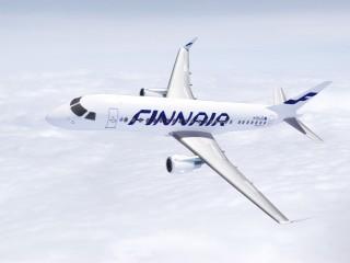FIN Embraer 190 New 3D RGB