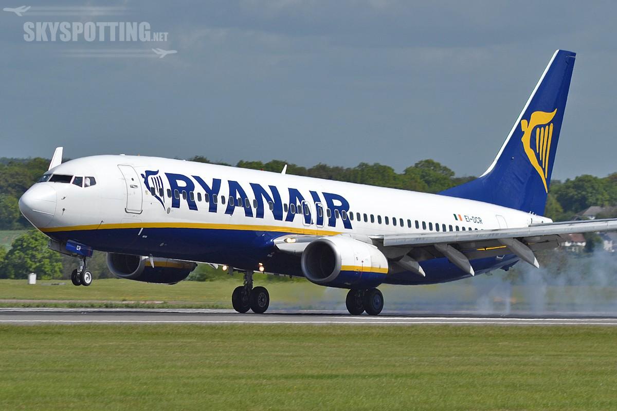 Boeing wraz z liniami Ryanair rozpoczynają program 737 MAX 200