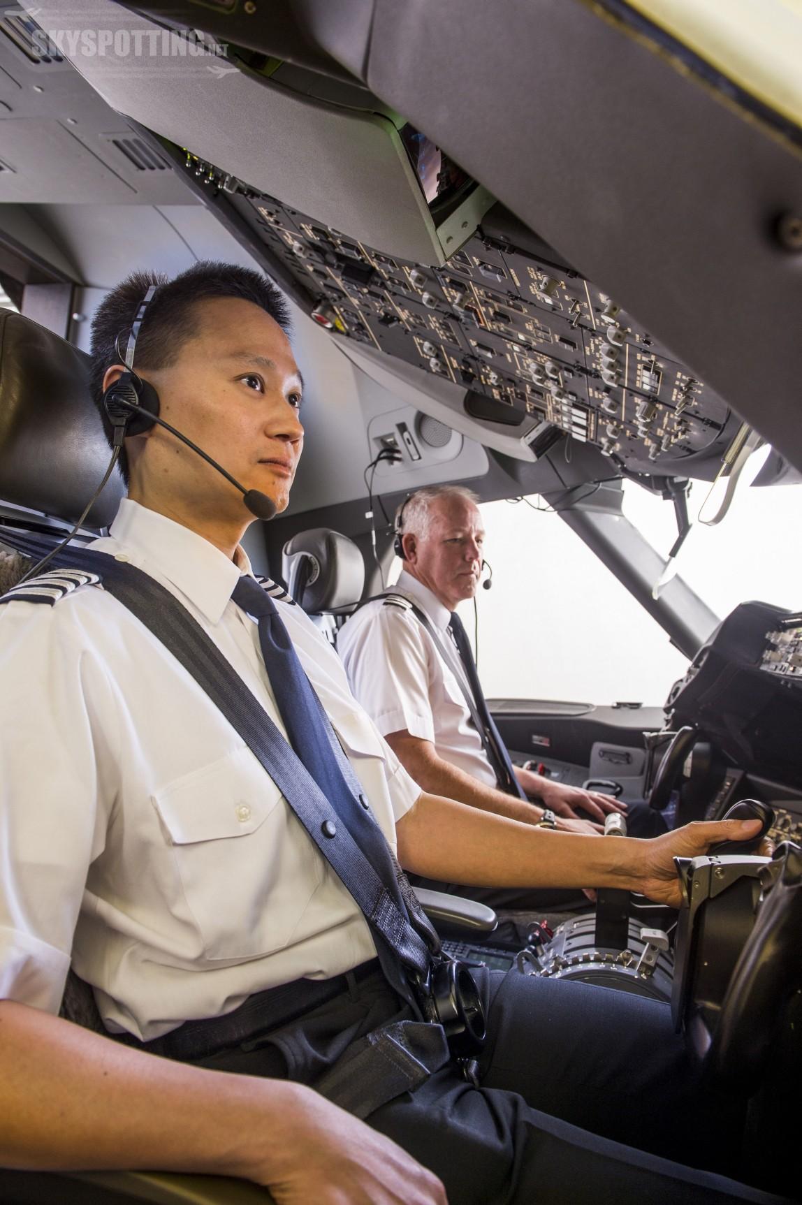 Boeing przewiduje, że region Azji i Pacyfiku będzie przewodzić światowemu zapotrzebowaniu na nowych pilotów i techników