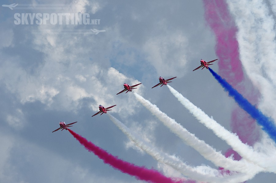 RAF Waddington International Air Show 2014