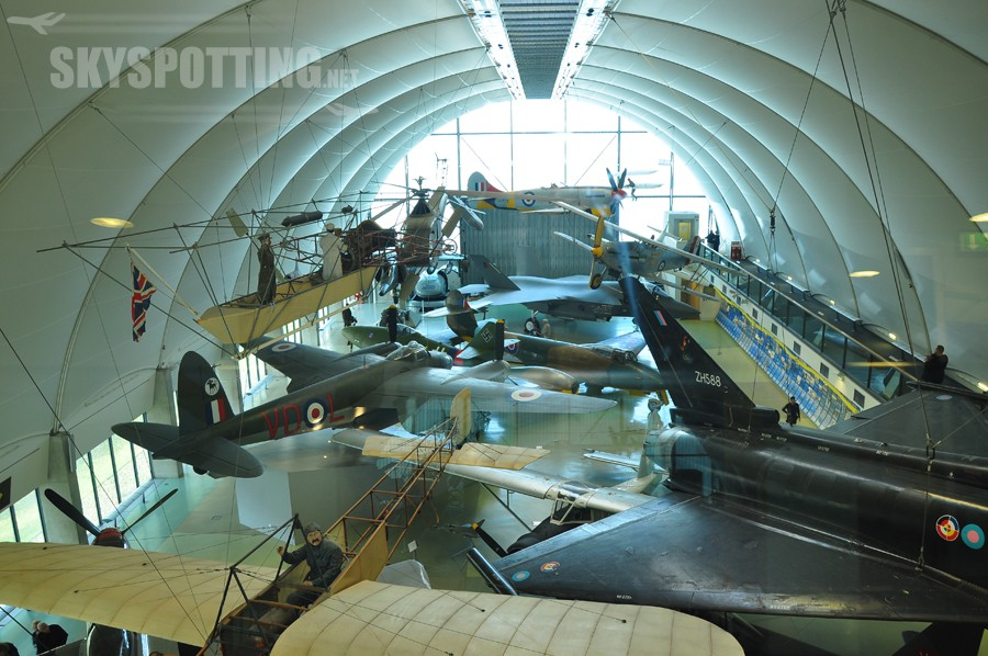 Museums, vol. 6 – United Kingdom – RAF Hendon