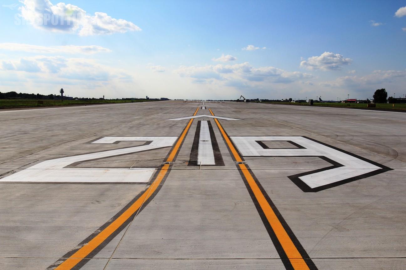 Lotnisko Chopina: Droga startowa DS-1 ponownie otwarta