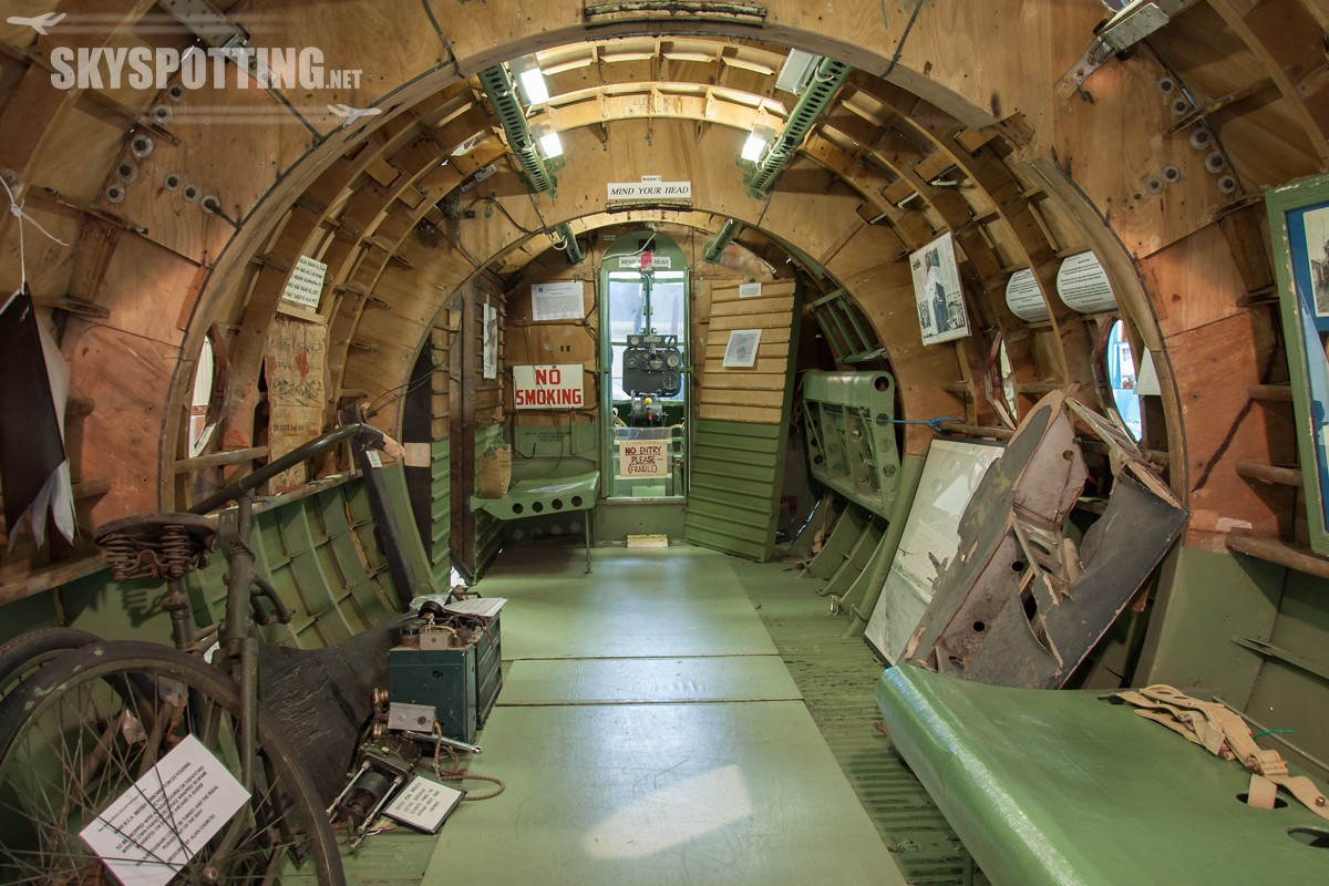 Museums, vol. 7 – United Kingdom – De Havilland Aircraft Museum (London Colney)