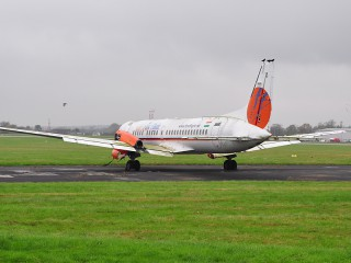 G-MANC , British Aerospace ATP , Coventry