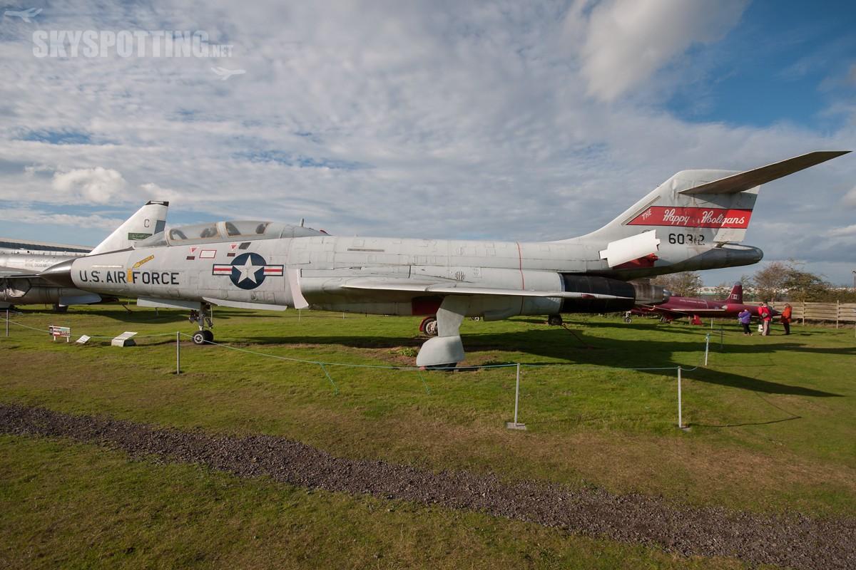 McDonnell-F-101B-Voodoo-56-0312