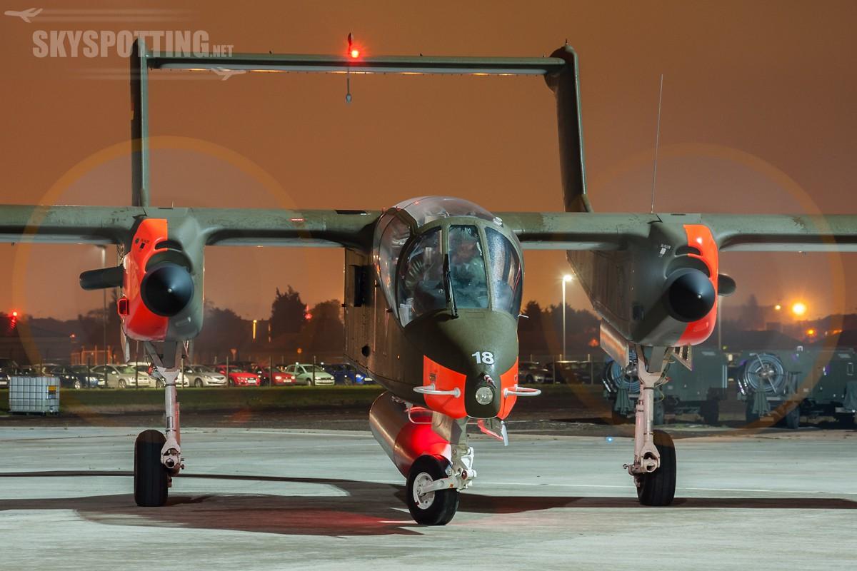 RAF Northolt Nightshoot XVII