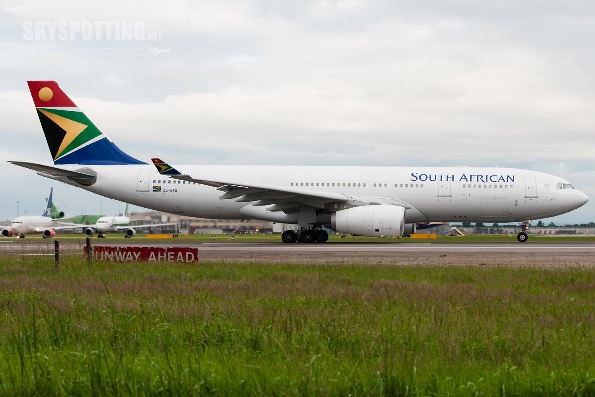 Boeing i South African Airways wykorzystają pierwsze zbiory wysokoenergetycznego tytoniu do wytworzenia przyjaznego środowisku biopaliwa lotniczego