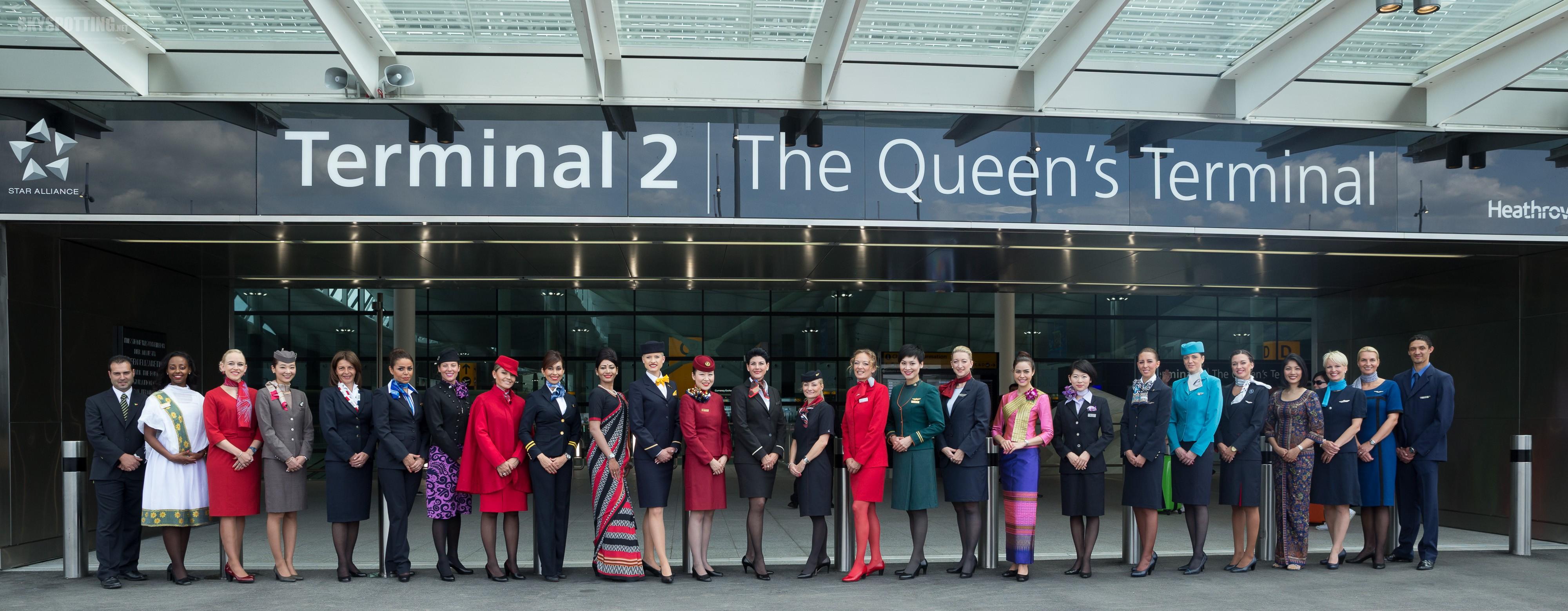 Lotnisko London-Heathrow i Star Alliance otrzymują wspólne wyróżnienie