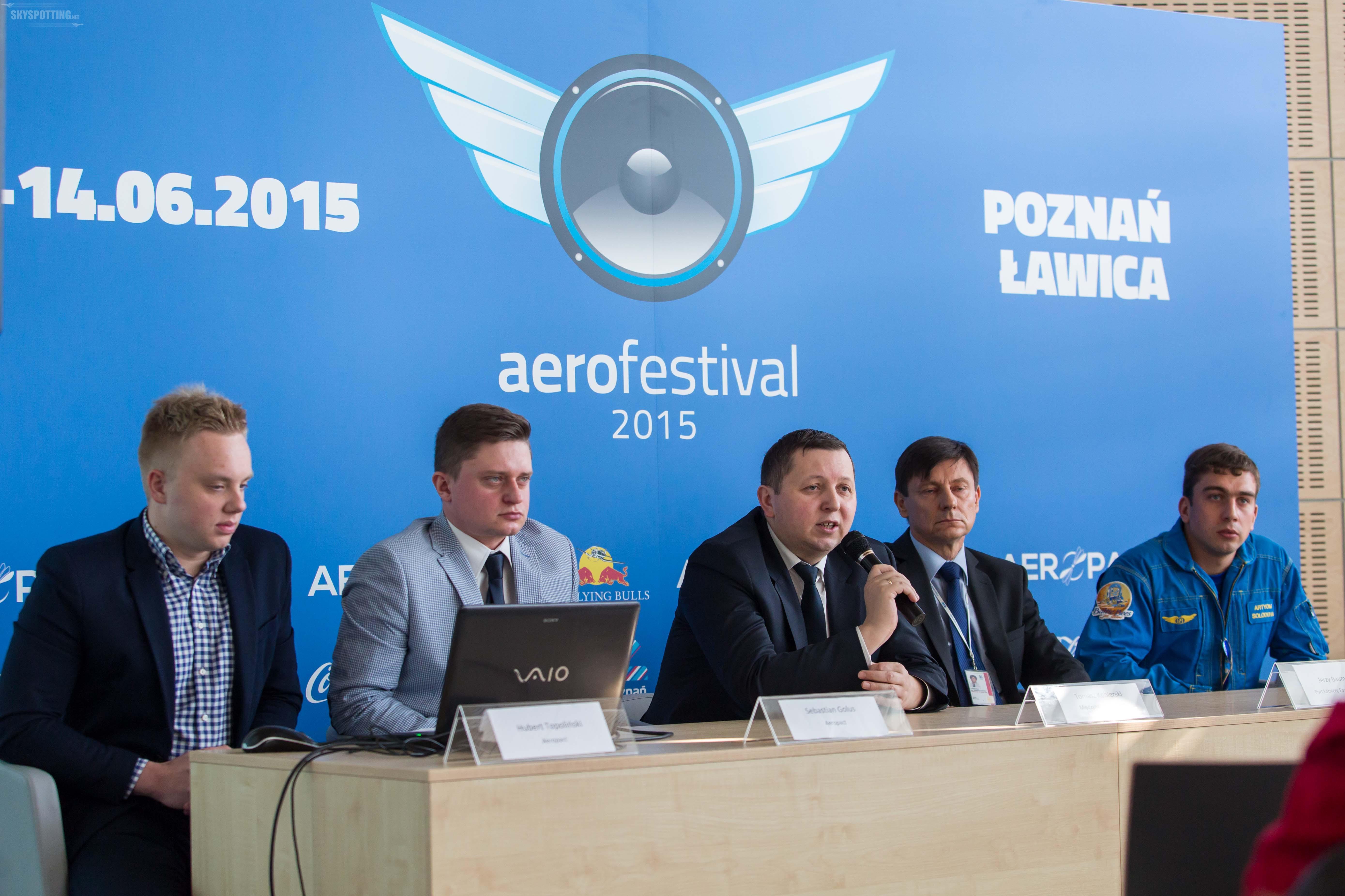 Aerofestival 2015 rozgrzewa silniki