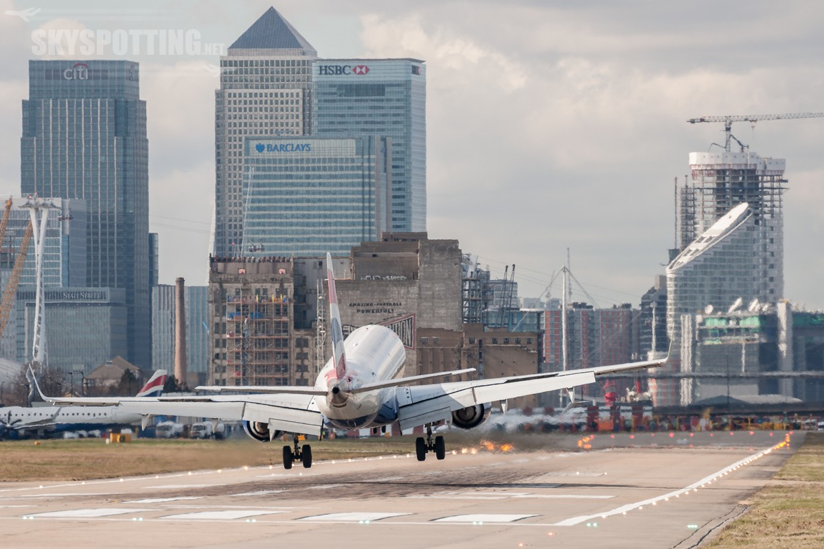 London City Airport (LCY/EGLC)