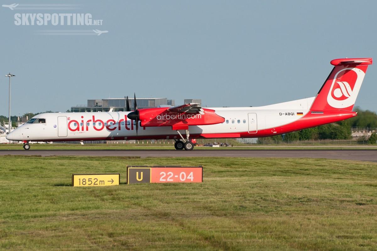 Air Berlin zwieksza liczbę połączeń z Warszawą
