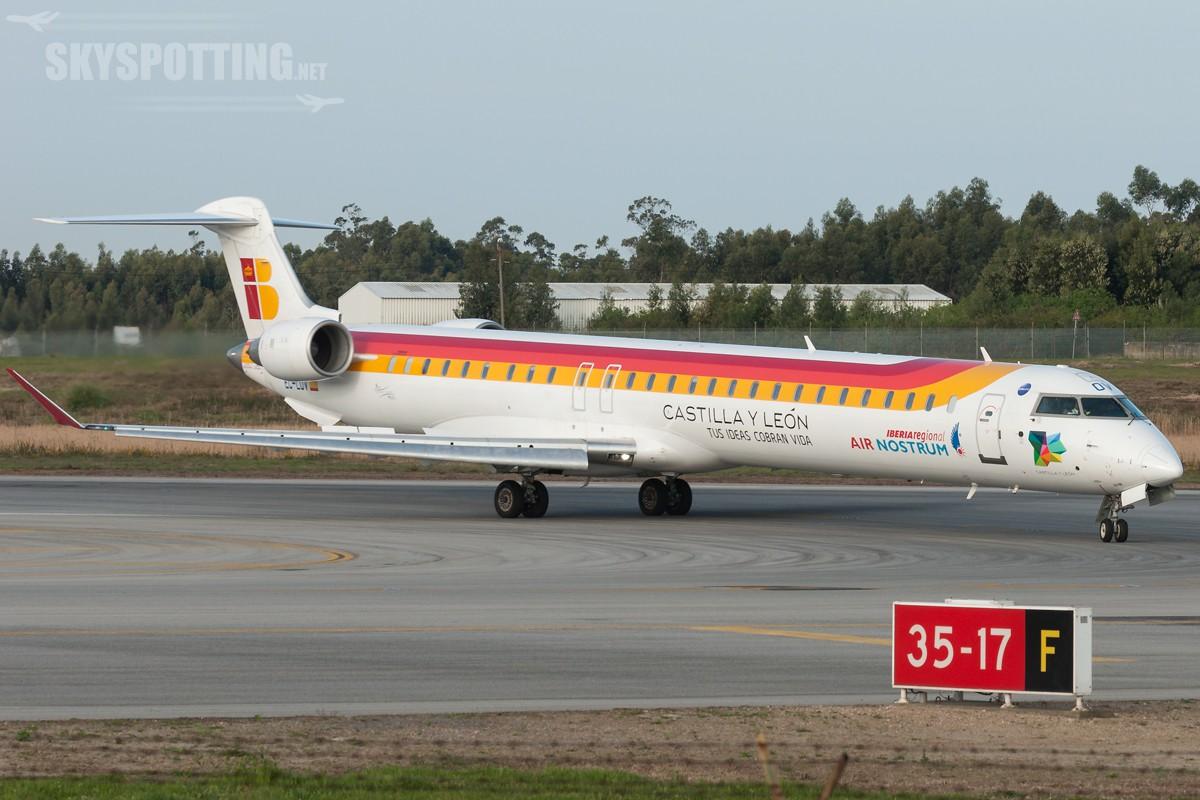 Canadair-CL-600-2E25-AirNostrum-EC-LOV