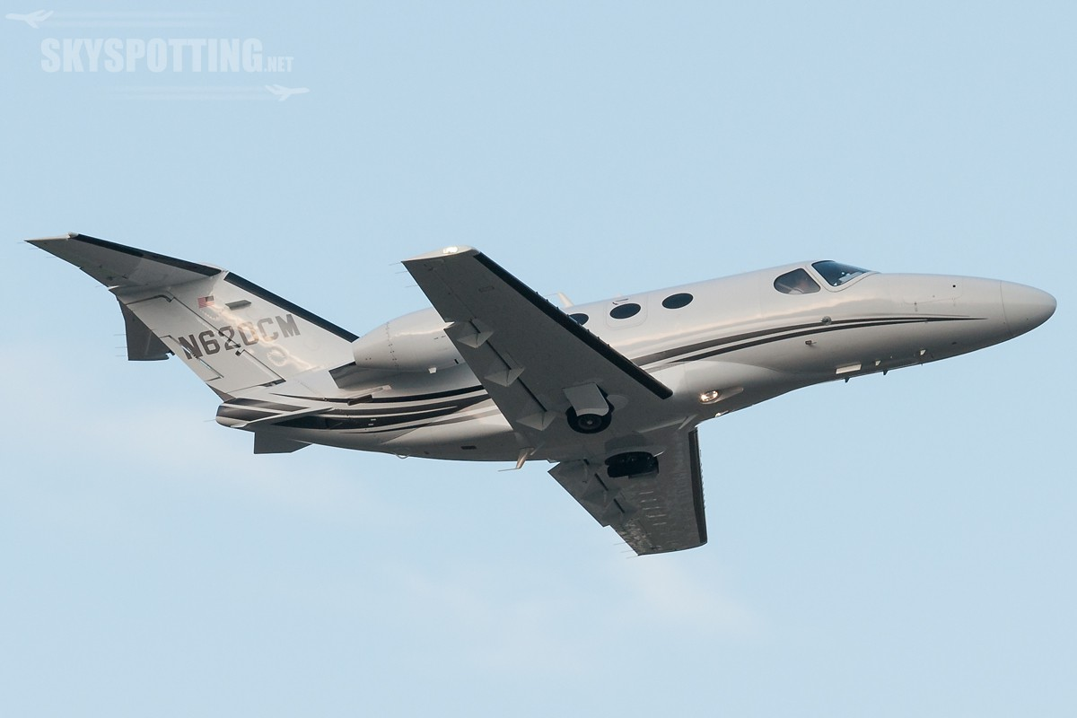 Cessna-510-Citation-Mustang-N620CM