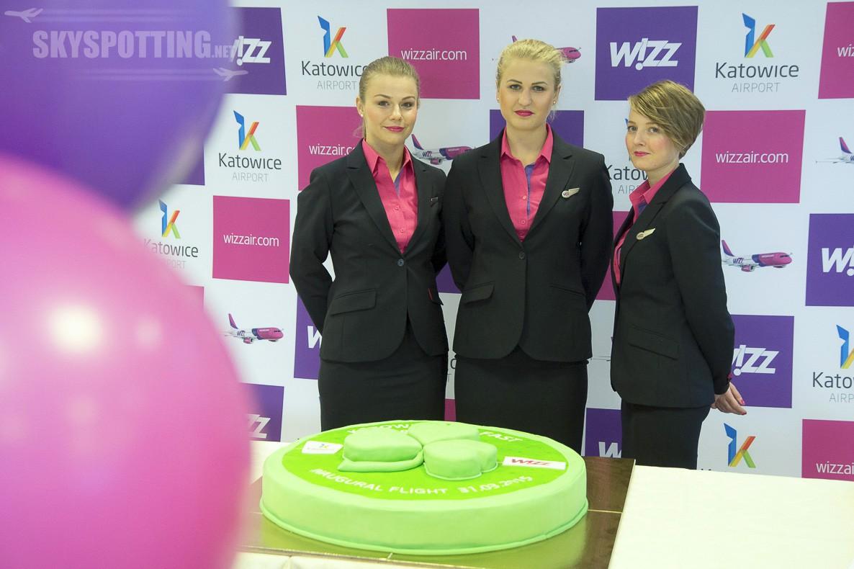 Wizz Air inauguruje nowe połączenia z Polski