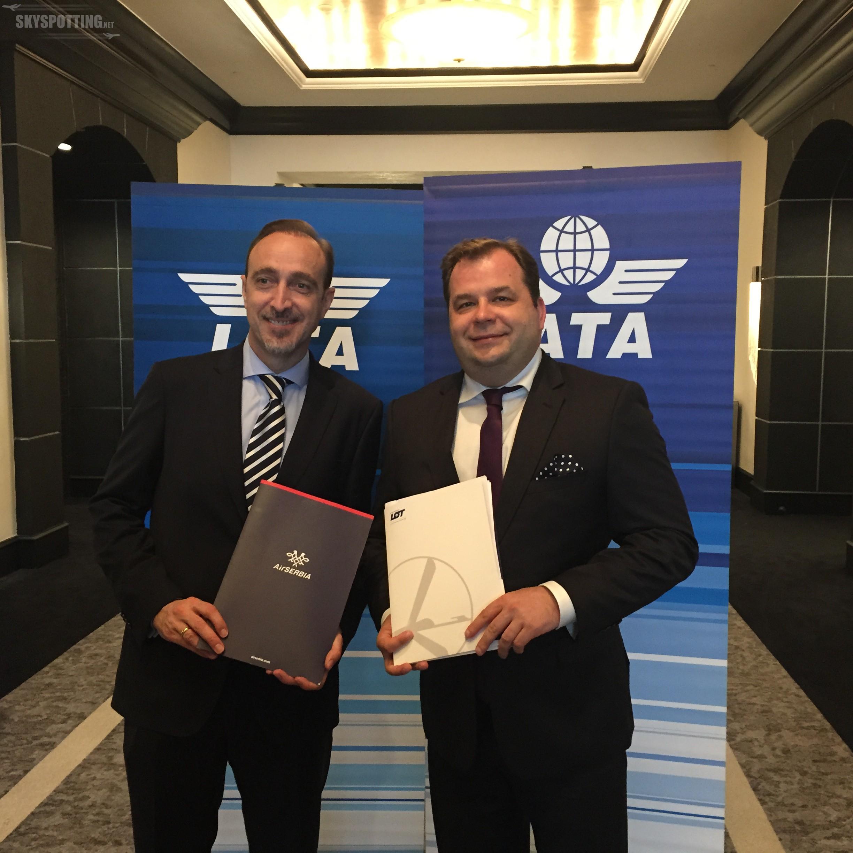 Nowe możliwości podróżowania dzięki współpracy code-share Polskich Linii Lotniczych LOT i Air Serbia