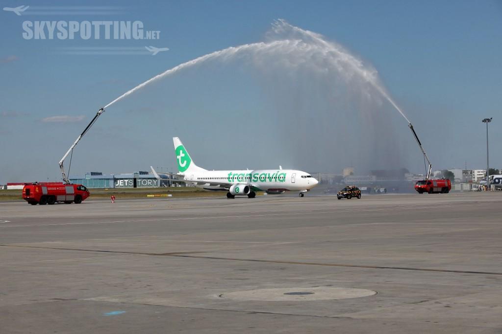 Transavia otwiera nowe połącznie Warszawa - Paryż (Orly)_1