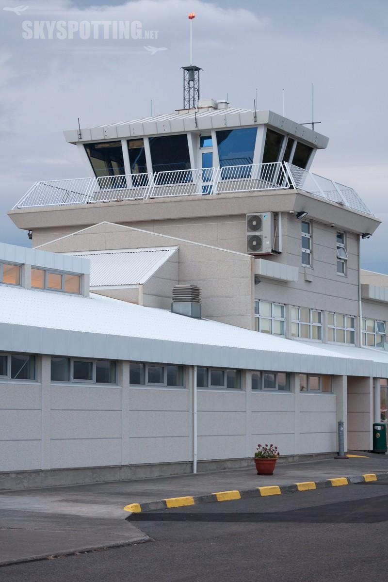 Airport-BIEG-Egilsstadir-Tower