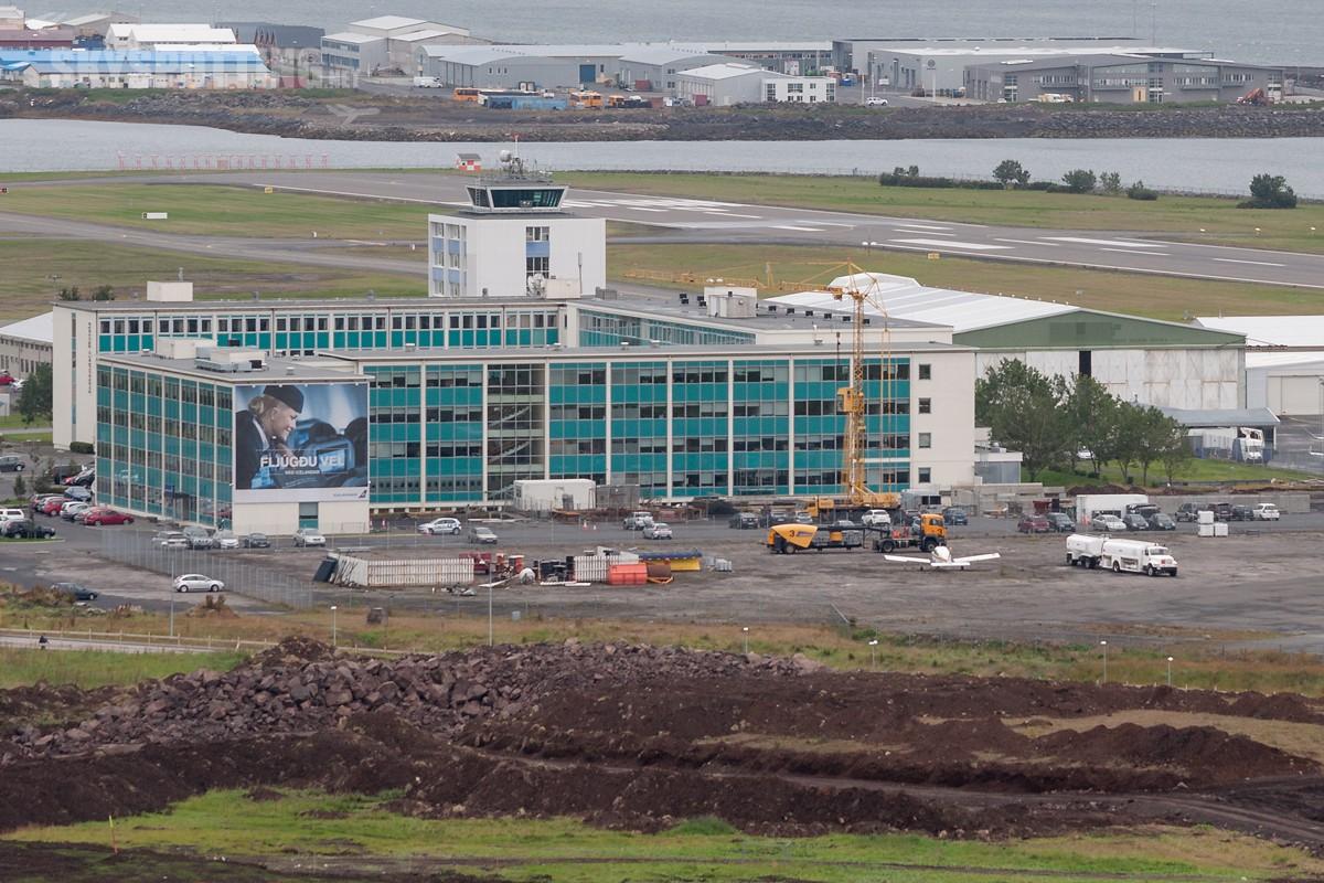 Airport-BIRK-overview