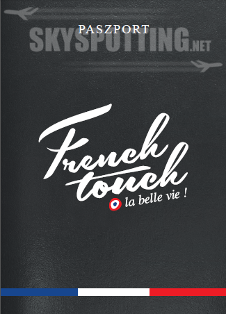 Paszport French Touch