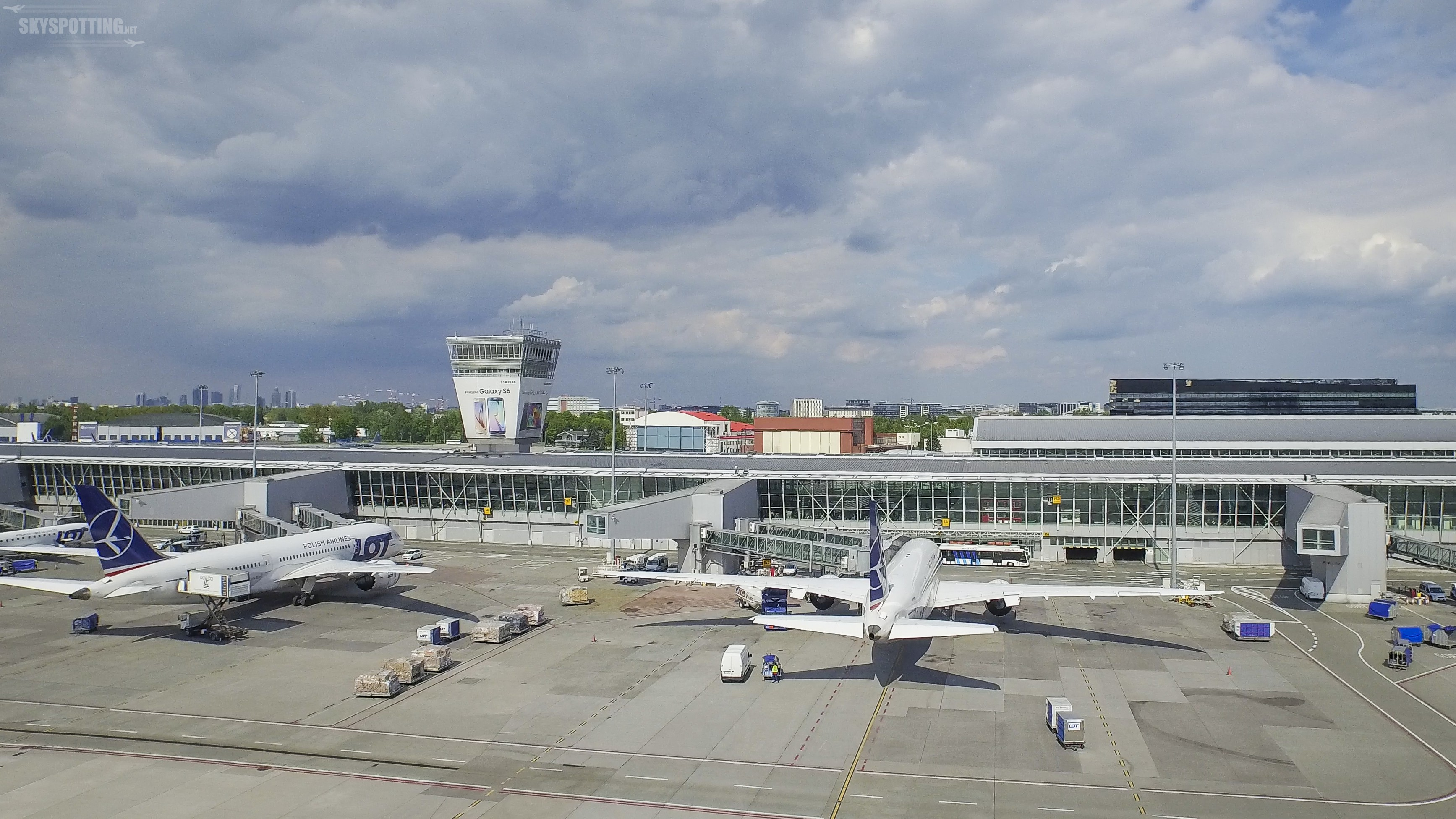 Rekordowe wakacje na Lotnisku Chopina!