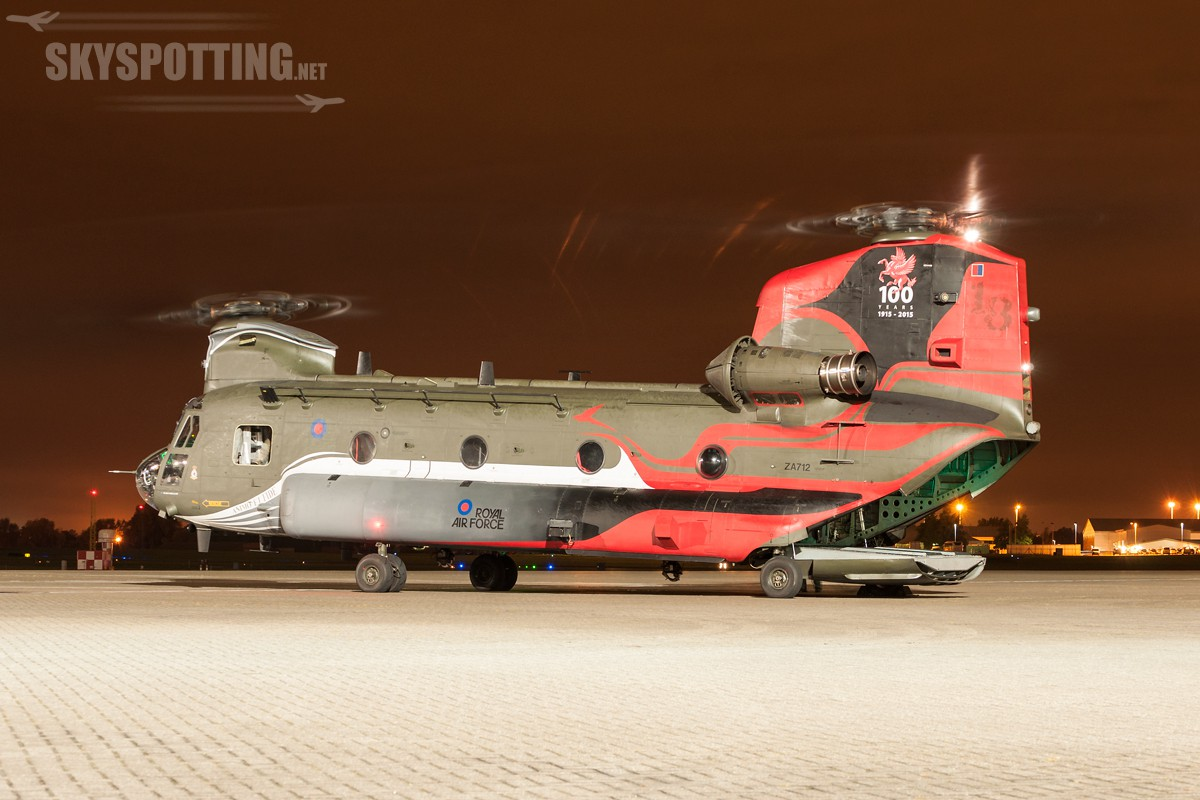 RAF Northolt Nightshoot XIX