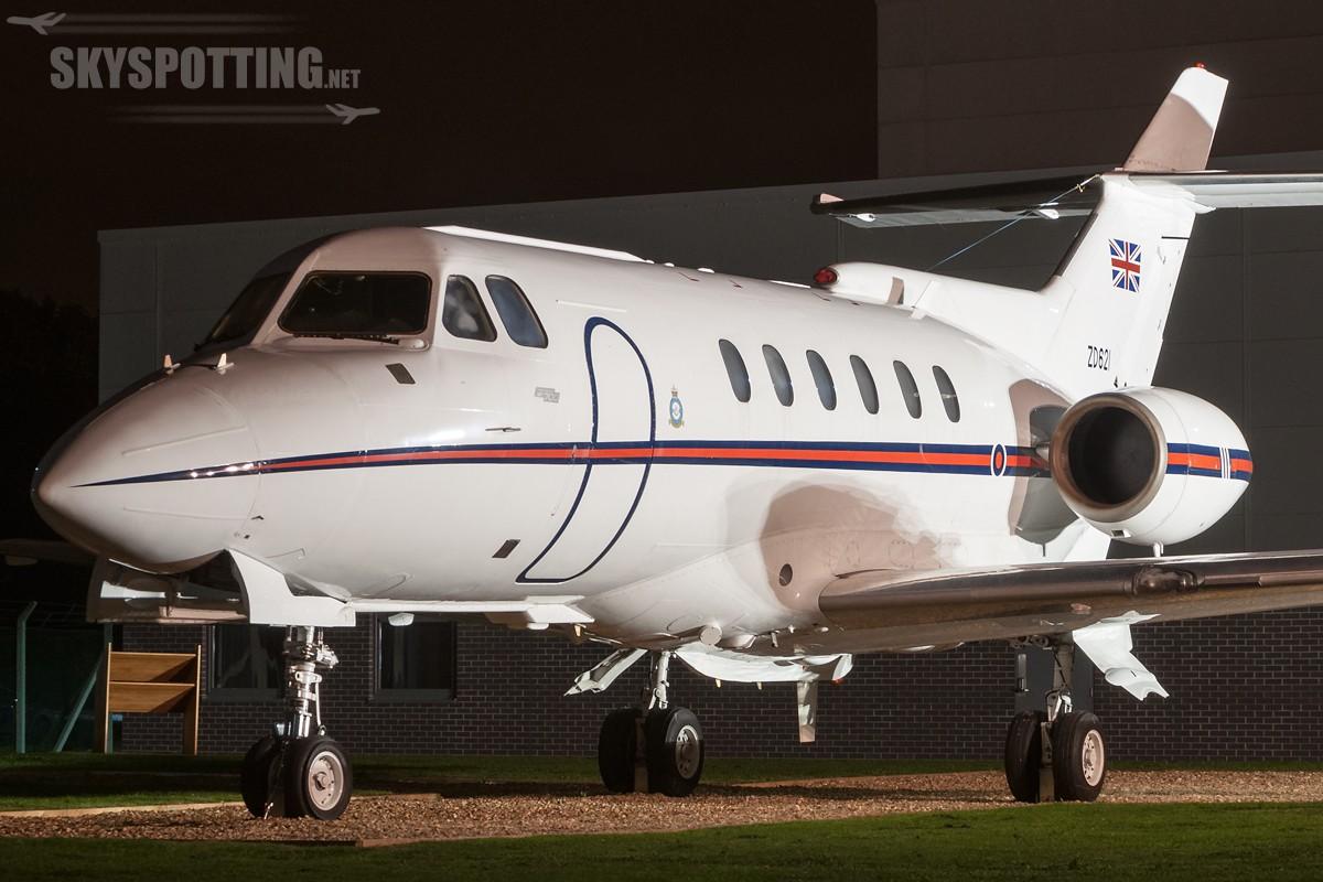 British-Aerospace-BAe-125-CC3-ZD621