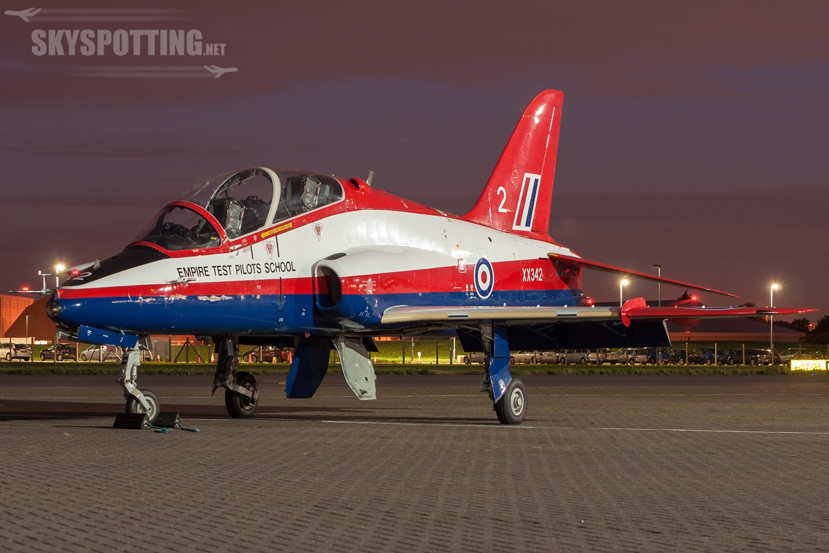British-Aerospace-Hawk-T1-XX342