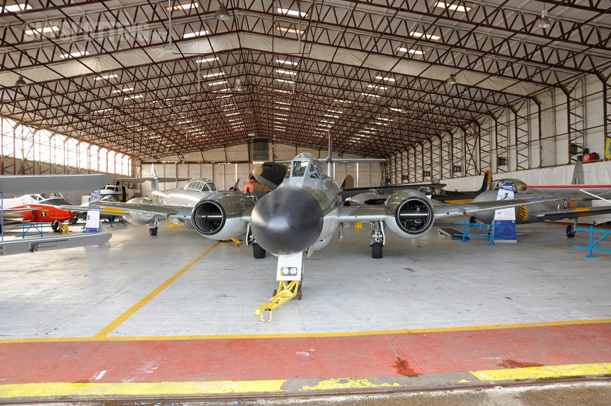 Museums, vol. 13 – United Kingdom – Classic Air Force (Coventry)