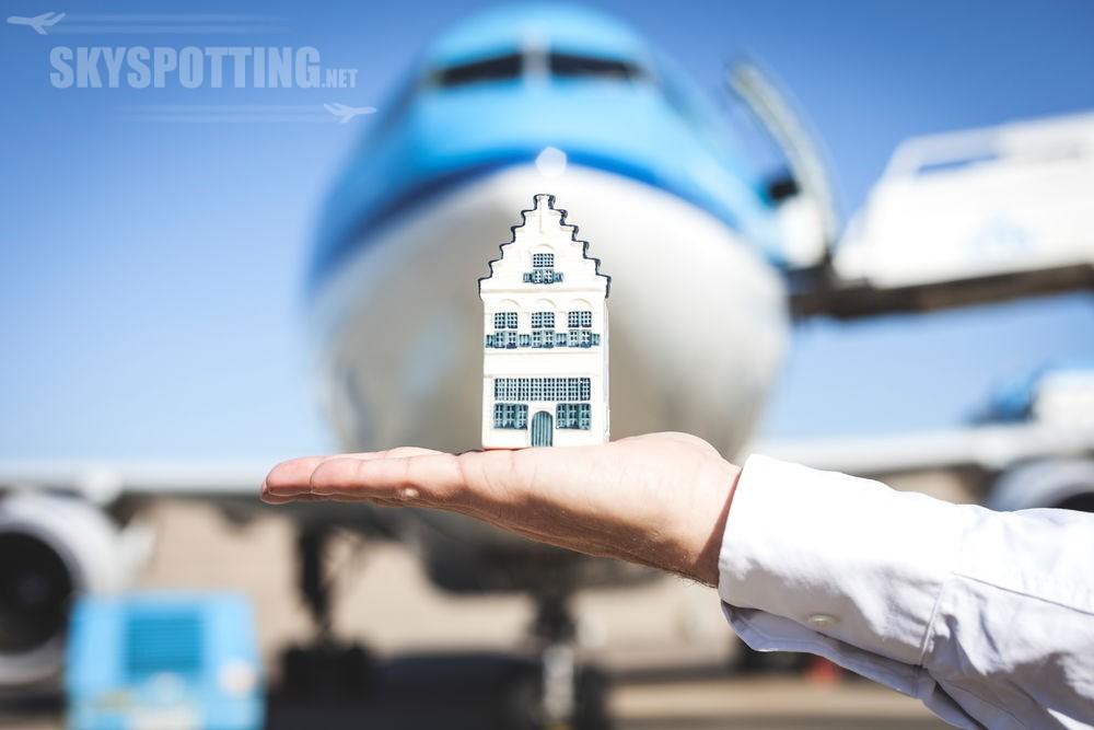 Kamieniczka KLM-na96urodzinyKLM