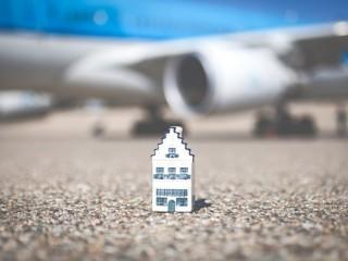 Kamieniczka-z-kolekcji-Delft-Blue-KLM-Hamel_House