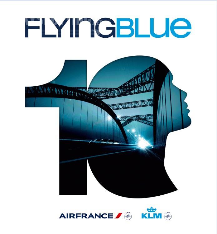 10. urodziny Flying Blue